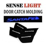 [SENSE LIGHT] Hyundai Santa Fe DM - LED Inside Door Catch Plates Set