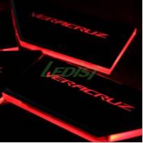 [LEDIST] Hyundai Veracruz - LED Inside Door Catch Plates Set