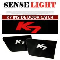 [SENSELIGHT] KIA K7 - LED Door Catch Plates Set