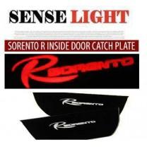[SENSE LIGHT] KIA Sorento R - LED Inside Door Catch Plates Set