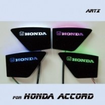 [ARTX] Honda CR-V 4G - Luxury Generation LED Inside Door Catch Plates Set