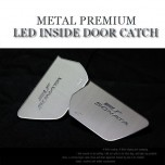 [CHANGE UP] Hyundai LF Sonata​ - Metal Premium LED Inside Door Catch Plates Set