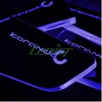 [LEDIST] SsangYong Korando C - LED Inside Door Catch Plates Set
