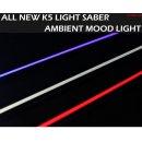 [LED & CAR] KIA All New K5 - Light Saber Ambient Mood Light