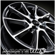 "[MOBIS] Hyundai Elantra MD - TUIX 17"" Gray Alloy Wheels Set"
