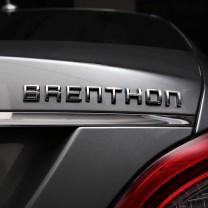 [Brenthon] Brenthon Universal Lettering Emblem (BEM-A10C)