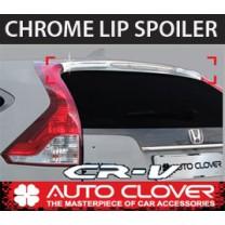 [AUTO CLOVER] Honda CR-V - Lip Spoiler Chrome Molding (C153)
