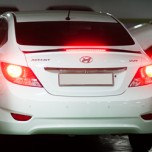 [SM KOREA] Hyundai New Accent - LED Rear Lip Spoiler