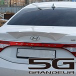[ARTX] Hyundai 5G Grandeur HG - Luxury Generation Lip Spoiler (Short Type)