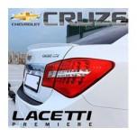 [ARTX] Chevrolet Cruze (Lacetti Premiere) - Luxury Trunk Lip Spoiler