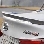 [ONZIGOO] Hyundai Avante MD - Trunk Lid Spoiler Set