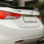 [SUPERDRIFT] Hyundai Avante MD - Trunk Lip Spoiler Set