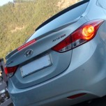 [ONZIGOO] Hyundai Avante MD - LED Trunk Lip Spoiler