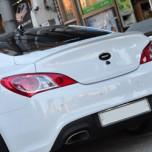 [MIJOOCAR] Hyundai Genesis Coupe - Urethane Trunk Lid Spoiler Set