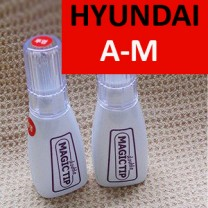 [VShield] HYUNDAI - Magic Tip Double Touch Up Car Paint (A-M)