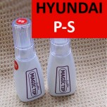 [VShield] HYUNDAI - Magic Tip Double Touch Up Car Paint (P-S)