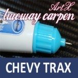 [ARTX] Chevrolet Trax - Repair Paint Twoway Car Pen Set