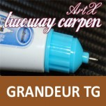 [ARTX] Hyundai Grandeur TG - Repair Paint Twoway Car Pen Set