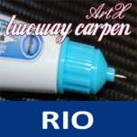 [ARTX] KIA All New Pride / Rio - Repair Paint Twoway Car Pen Set