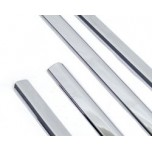 [AUTO CLOVER] Hyundai EF / New EF Sonata - Window Accent Chrome Molding Set (A873)