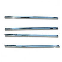 [AUTO CLOVER] SsangYong Kyron - Window Accent Chrome Molding Set (A906)