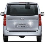 [AUTO CLOVER] Hyundai Grand Starex - Trunk Chrome Molding (B741)