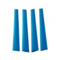 [AUTO CLOVER] Hyundai NF Sonata Transform - PVC B Pillar Molding Set (A636)