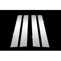 [AUTO CLOVER] Hyundai i30 - PVC B Pillar Molding Set (A664)