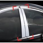 [AUTO CLOVER] Hyundai YF Sonata - PVC B Pillar Molding Set (A730)