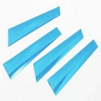 [AUTO CLOVER] SsangYong Korando C - PVC B Pillar Molding Set (B151)