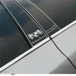 [ARTX] GM-Daewoo Lacetti Premiere - Luxury Generation Glass B Pillar Molding Set