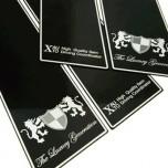 [ARTX] KIA Forte - Luxury Generation Glass B Pillar Molding Set