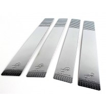 [KYOUNG DONG] Hyundai Avante HD - B Pillar Chrome Molding Set (K-841)