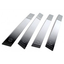 [KYOUNG DONG] KIA Forte - B Pillar Chrome Molding Set (K-843)