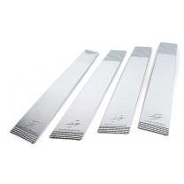 [KYOUNG DONG] KIA All New Morning - B Pillar Chrome Molding Set (K-853)