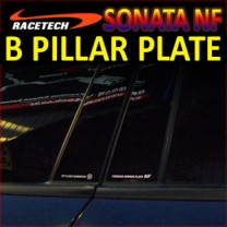 [RACETECH] Hyundai NF Sonata - B Pillar Mirror Plate Set