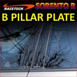 [RACETECH] KIA Sorento R - Glass B Pillar Mirror Plate Set