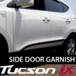[HANIL] Hyundai Tucson iX - Side Door Garnish Set