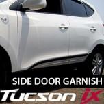 [HANIL] Hyundai Tucson iX - Side Door Garnish Set