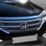 [KYOUNG DONG] Honda CR-V - Bonnet Front Garnish Set (D-925)