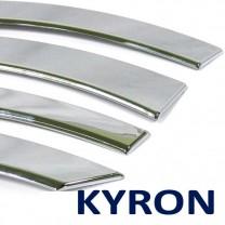[AUTO CLOVER] SsangYong Kyron - Fender Chrome Molding (A349)