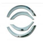 [AUTO CLOVER] Hyundai NF Sonata Transform  - Fender Chrome Molding (A339)
