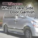 [HANIL] Hyundai Grand Starex - Fender & Side Chrome Molding Package