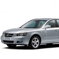 [AUTO CLOVER] Hyundai NF Sonata Transform - Mirror Bracket Chrome Molding Set (B402)