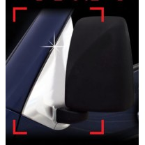 [AUTO CLOVER] Hyundai Porter II - Mirror Bracket Chrome Molding Set (B408)