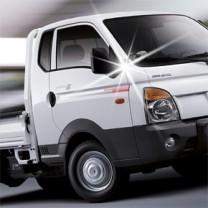 [AUTO CLOVER] Hyundai Porter II - Mirror Bracket Chrome Molding Set (B409)