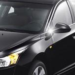 [AUTO CLOVER] Chevrolet Cruze - Mirror Bracket Chrome Molding Set (B420)