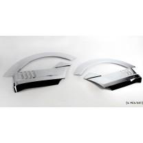 [KYUNG DONG] Hyundai Porter II - Fender Chrome Molding Set (K-935)