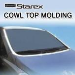 [HSM] Hyundai Grand Starex - Cowl Top Molding Cover Set