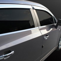 [KYOUNG DONG] Chevrolet Orlando - Window Chrome Molding Set (K-237)